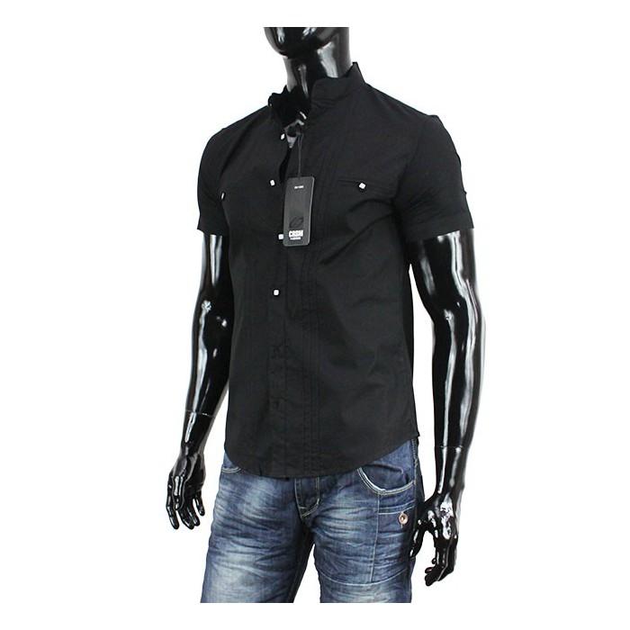 a63773cb20ec CARISMA košeľa pánska 9006 krátky rukáv slim fit - DG-SHOP.SK
