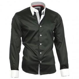 BINDER DE LUXE košeľa pánska luxusné 80802 satén