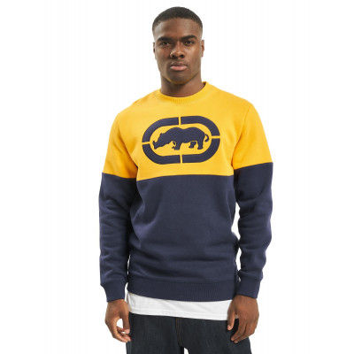 Ecko Unltd. / Jumper East Cesar in yellow