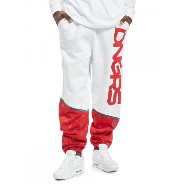 Dangerous DNGRS / Sweat Pant Bear in red
