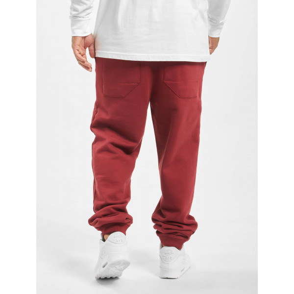 Dangerous DNGRS / Sweat Pant Classic in red