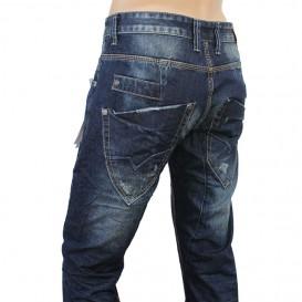 M. SARA nohavice pánske KA8081 jeans