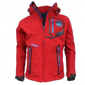 CANADIAN PEAK bunda pánska TRABENDO MEN 005 softshell