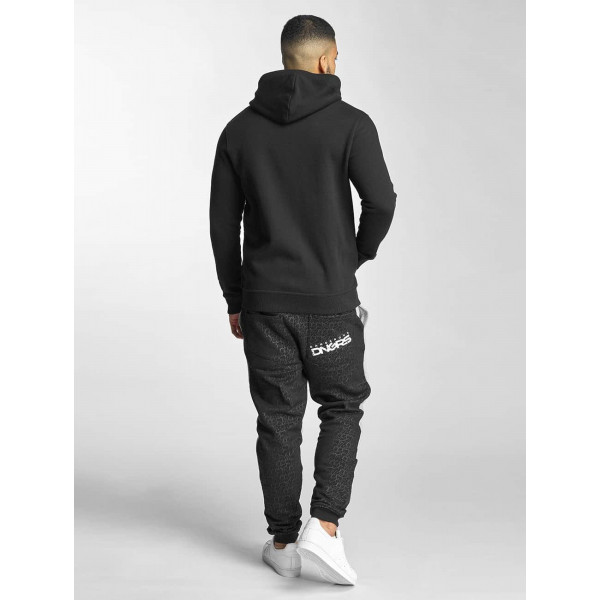 Dangerous DNGRS / Zip Hoodie Corus86 Tag in black