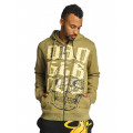 Dangerous DNGRS / Zip Hoodie Atomic in olive