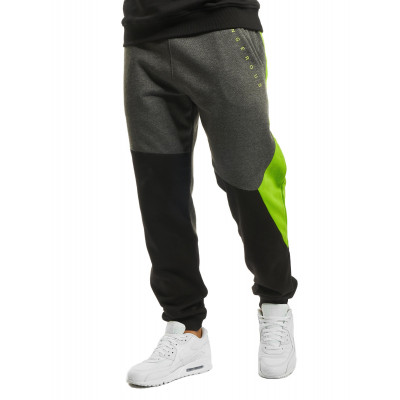 Dangerous DNGRS nohavice pánske Sweat Pant Cubix in black