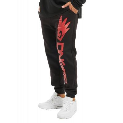 Dangerous DNGRS nohavice pánske Sweat Pant Eddy in black