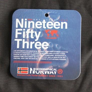 GEOGRAPHICAL NORWAY bunda pánska TAMBOUR softshell