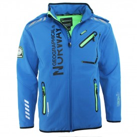 GEOGRAPHICAL NORWAY bunda pánska RIVOLI softshell DRY TECH 5000