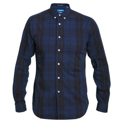 D555 košeľa pánska DAVENPORT nadmerná veľkosť