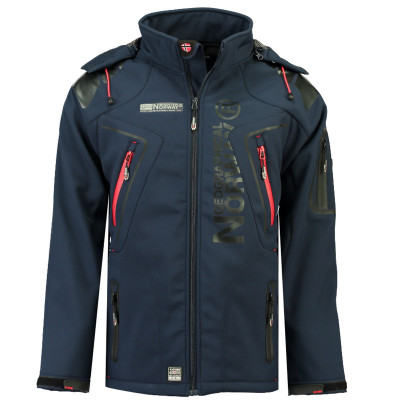 GEOGRAPHICAL NORWAY bunda pánska TECHNO softshell