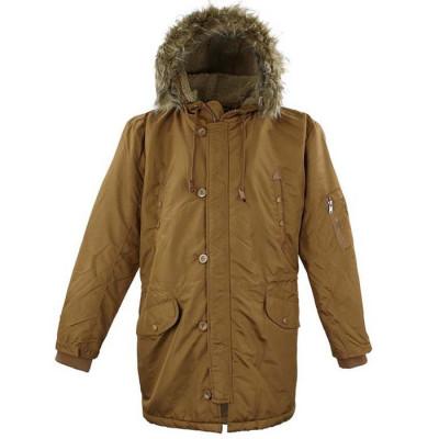 LAVECCHIA bunda pánska LV-7001 nadmerná veľkosť