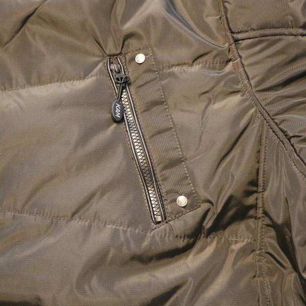 KAM bunda pánska KV68 zimná nadmerná veľkosť