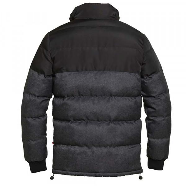 D555 bunda pánska ASHBY nadmerná veľkosť