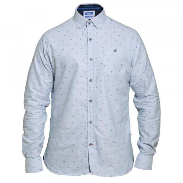D555 košeľa pánska Addington nadmerná veľkosť