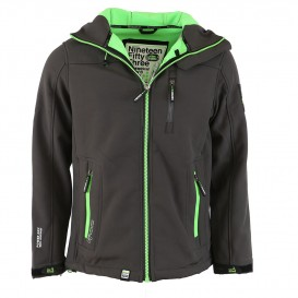 GEOGRAPHICAL NORWAY bunda pánska TENDANCE softshell DRY TECH 4000