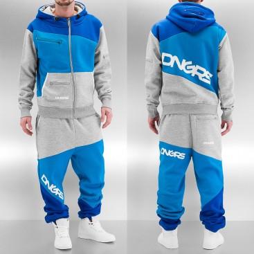 DANGEROUS DNGRS súprava pánska Suit Denim in grey hip hop - DG-SHOP.SK d8eaafb27fc