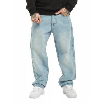 Ecko Unltd. / Loose Fit Jeans Wide Leg Fit in blue