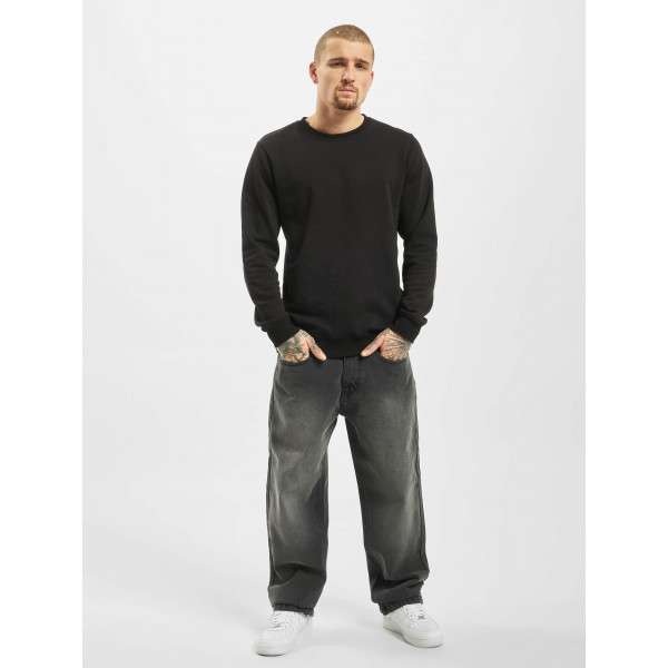 Ecko Unltd. / Loose Fit Jeans Wide Leg Fit in black