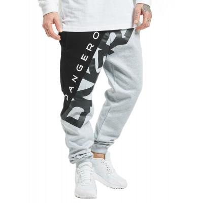 Dangerous DNGRS / Sweat Pant Pivot in grey