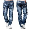 KOSMO LUPO nohavice pánske KM051 jeans džínsy