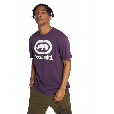 Ecko Unltd. / T-Shirt John Rhino in purple