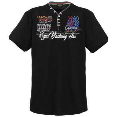 LAVECCHIA tričko pánske 608 nadmerná veľkosť