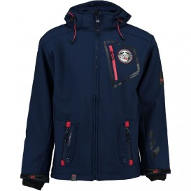 GEOGRAPHICAL NORWAY bunda pánska TELEPHERIQUE softshell DRY-TECH 5000