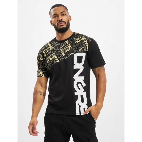 Dangerous DNGRS / T-Shirt CBrick in black