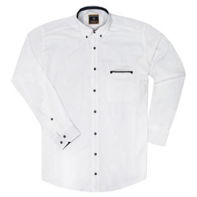 LAVECCHIA košeľa pánska LV-4040 nadmerná veľkosť