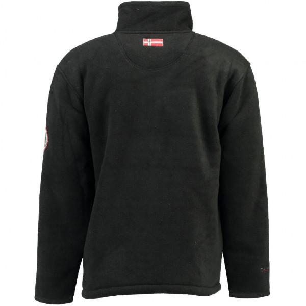 GEOGRAPHICAL NORWAY mikina pánska USINE MEN s kožuškom