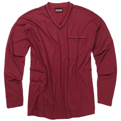 ADAMO pyžamo pánske GUSTAV 590 nadmerná veľkosť dlhý rukáv