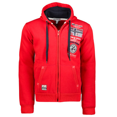 GEOGRAPHICAL NORWAY mikina pánská GOTHAM MEN 110 BS2