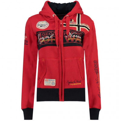 GEOGRAPHICAL NORWAY mikina dámska FLYER LADY