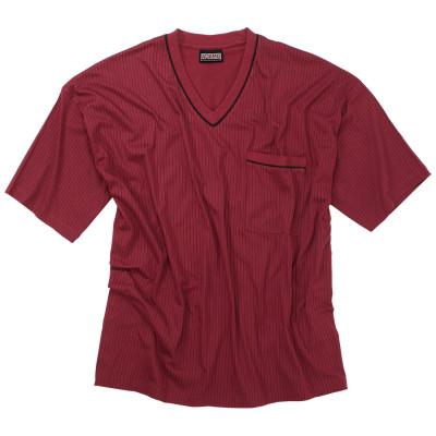 ADAMO pyžamo pánske GUSTAV 360 nadmerná veľkosť krátky rukáv
