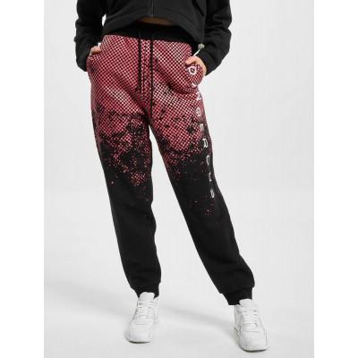 Dangerous DNGRS kalhoty dámské Fawn Sweatpants Black Pink