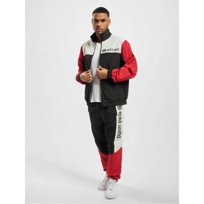 ECKO Unltd. souprava pánska E Big Sweatsuit Black/Red/Off/White