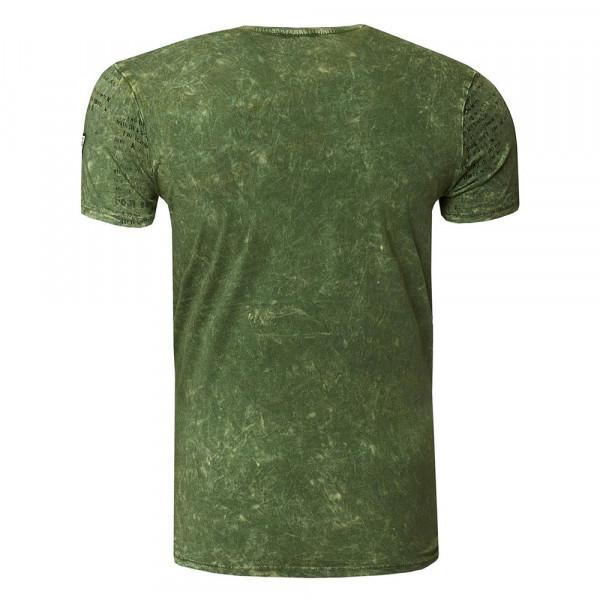 RUSTY NEAL tričko pánské 15229 regular fit