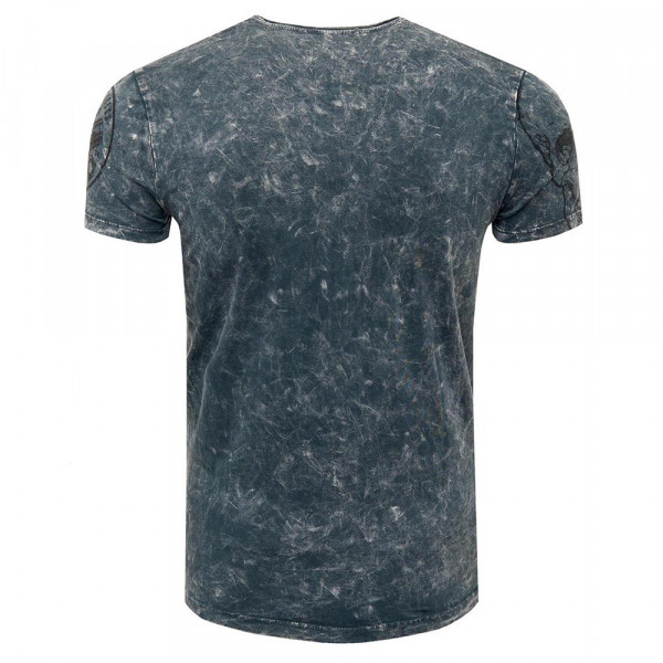 RUSTY NEAL tričko pánské 15261 regular fit