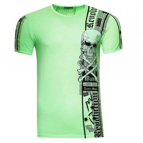 RUSTY NEAL tričko pánské 15267 regular fit