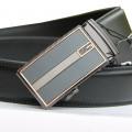 BOND opasok pánsky B10 kožený automatická spona 3 šírka 3,5 cm