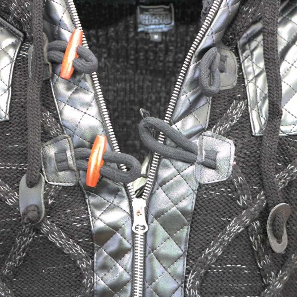 CARISMA sveter pánsky 7293 s kapucňou