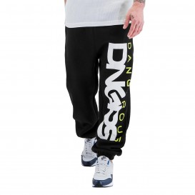 Dangerous DNGRS Classic Sweatpants Black/Green