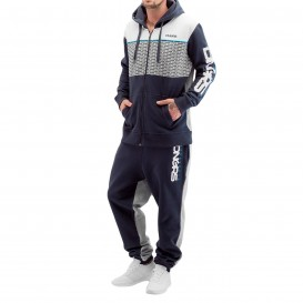 Dangerous DNGRS súprava pánska Marne Sweat Suit Blue/Grey