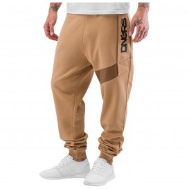 Dangerous DNGRS New Pockets Sweatpants Beige