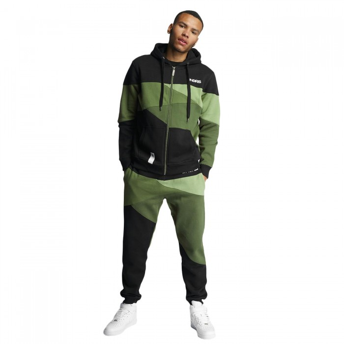 4f629e3ab Dangerous DNGRS súprava pánska Limited Edition II Sweat Suit Olive ...