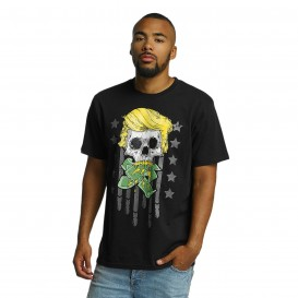 Dangerous DNGRS Don Bomb T-Shirt Black