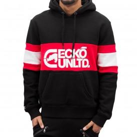 Ecko Unltd. mikina pánska Flagship Hoody Black