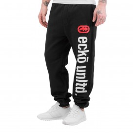 Ecko Unltd. 2Face Sweatpants Black