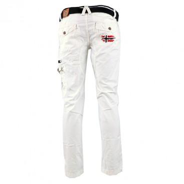 GEOGRAPHICAL NORWAY nohavice páske PACOME PANT MEN 302 kapsáče